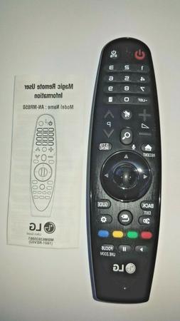 New LG AN-MR650 Magic Remote Control w/ Voice Mate™ for Se
