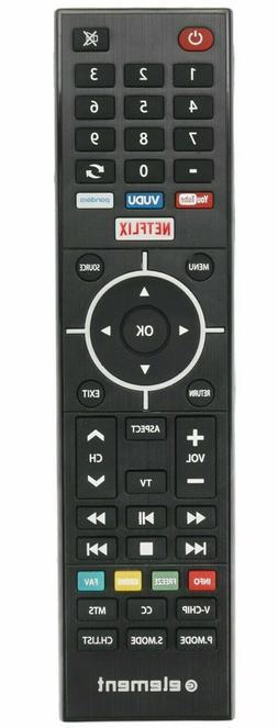 new genuine Element Smart TV Remote Control for ELSJ5017 ELS