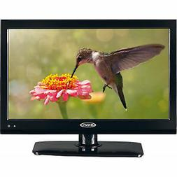 "NEW Jensen JTV1917DVDC 19"" LCD TV with DVD Player"
