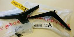 NEW Orig. LG TV Stand Legs w SCREWS 55UM7300, 55UK6300 AAN76