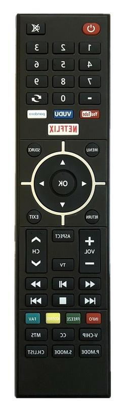 New TV Remote for Westinghouse Smart TV WD32HBB101 WD40FB253