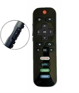 New USBRMT Replaced Remote RC280-04 for TCL ROKU TV  Hulu Vu