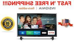 Insignia Ns-32Df310Na19 32-Inch 720P Hd Flat Screen Smart Le