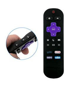New NS-RCRUS-16 Remote fit for Insignia Ro-ku TV NS-24ER310N