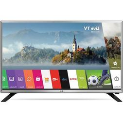 "Open-Box Certified: LG - 32"" Class  - LED - 720p - Smart - H"