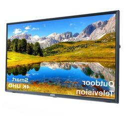 "Outdoor TV 43""  Sealoc Lanai Silver Series 4K Smart Weatherp"