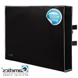 Outdoor TV Cover 55 inch for flat Screen TVs - Weatherproof