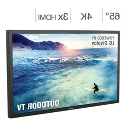 """Peerless-AV Neptune 65"""" Class  Outdoor 4K UHD LED LCD TV"""