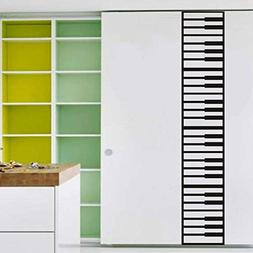 Ghaif The piano keyboard room 3045cm Removable For bedroom l