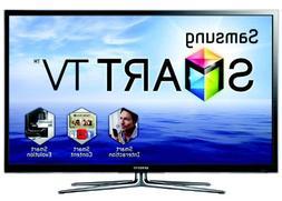 """Samsung PN64E8000 64"""" Class 1080p 600Hz Ultra Slim Plasma 3D"""