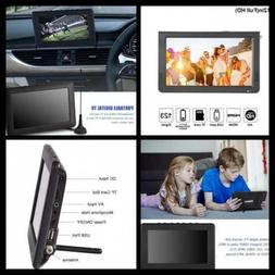 12 inch Portable Digital Television, Fosa Small 16:9 ATSC 10