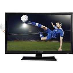 "PROSCAN PLEDV2488A 24"""" 1080p LED HDTV/DVD Combination elect"