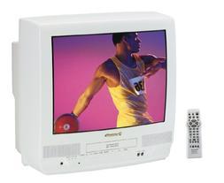 Panasonic PV-C2031W 20-Inch TV/VCR Combo, White