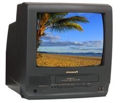 """Panasonic PV-C1340 13"""" TV/VCR Combo"""