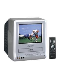 Panasonic PV-C923 9-Inch TV/VCR Combo, Silver