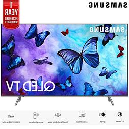 "Samsung QN82Q6FNA 82"" Q6FN Smart 4K Ultra HD QLED TV   with"