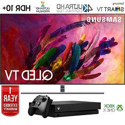 Samsung Q7 Smart 4K Ultra HD QLED TV  with 1 Year Extended W