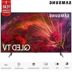Samsung Q8 Series Smart 4K UHD TV 2018 Model + 1 Year Extend