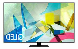 "Samsung QN65Q80TAFXZA 65"" 4K QLED Smart TV - Titan Black"