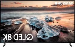 Samsung QN65Q900RBFXZA Flat 65-Inch QLED 8K Q900 Series Ultr