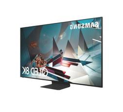 """Samsung QN82Q800T 82"""" 8K QLED Smart TV - Titan Black"""