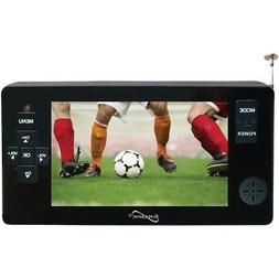 "SUPERSONIC SC-143 Supersonic 4.3"" Portable Digital LED TV wi"