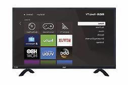 "RCA 50"" Class 4K Ultra HD  HDR Roku Smart LED TV"