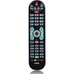 RCA 6-Device Universal Remote - For DVD Player, VCR, TV, Cab