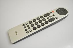 RCA TV Remote Control Silver Model WX14241 for Television DV