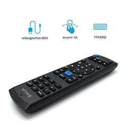 WeTek Pro Remote - Universal Remote Infra Red with QWERTY Ke
