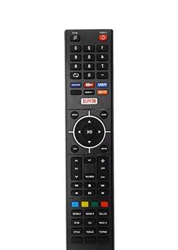 New Remote Control fit for SEIKI 4K Smart INTERNET APP TV SE