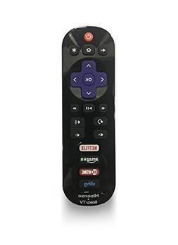 Hisense Remote compatible with Model EN3B32HS for 32H4C,40H4