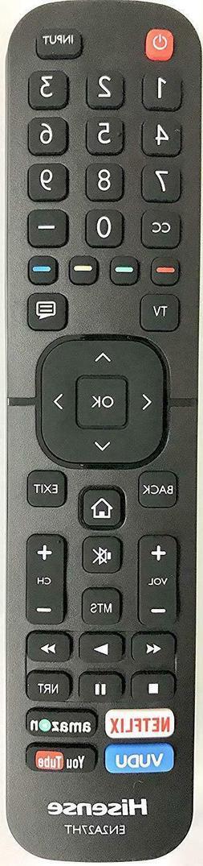 Hisense EN2A27 Replaced Smart TV Remote