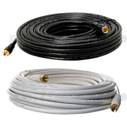 RG59 Gold Plated Coaxial Digital Cable for Satellite TV VCR