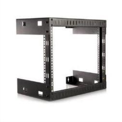 Startech.com RK812WALLO 8U Open Frame Equipment Rack