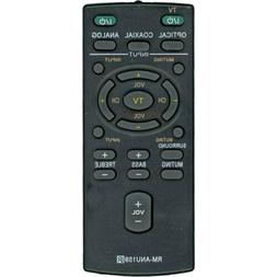 DSK TV Supply RMT-AH101U Remote Control for Sony Sound Bar S