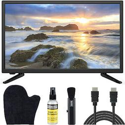 Sansui S24P28DN 24-Inch 720p HD DLED Smart TV w/ Built-in HD