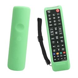 Samsung TV Remote Case SIKAI Shockproof Silicone Cover for S