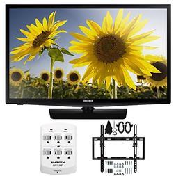 Samsung UN24H4500 24-inch HD 720p Smart LED TV CMR 120 Plus