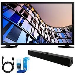 Samsung UN32M4500 32-Inch 720p Smart LED TV  w/Sound Bar Bun