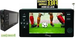 Supersonic SC-143 Portable 4 Inch Digital TV with USB
