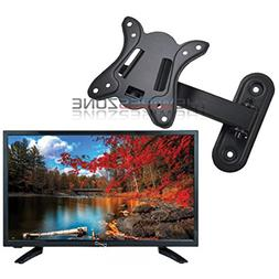 "Supersonic SC-1911 19"" LED Widescreen AC/DC 1080p HDTV Telev"