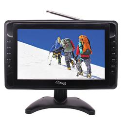 "Supersonic SC-2810 10"" Portable Digital Widescreen LCD TV US"