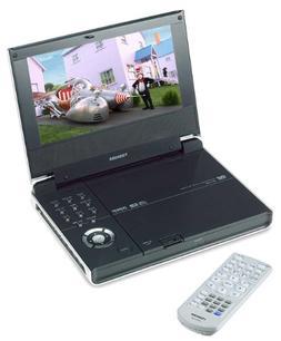 """Toshiba SD-P1600 7"""" Widescreen DVD Player"""