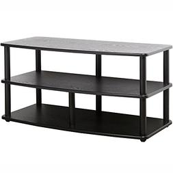 PLATEAU SE-V3 42 BB Wood and Metal TV Stand, 42-Inch, Black