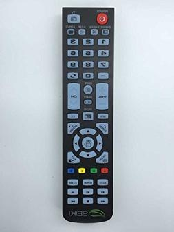 New Original Seiki Seiki LCD Tv Remote Control for Seiki Se3