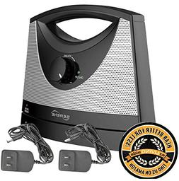 Serene Innovations TV-SB Wireless TV Listening Speaker w/Fre