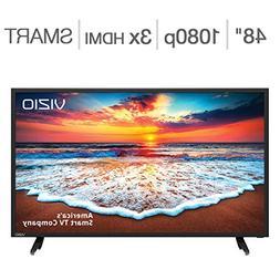 "VIZIO SmartCast D D48F-F0 47.5"" 1080p LED-LCD TV - 16:9 - HD"