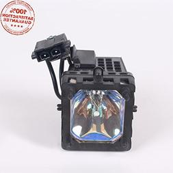 JOYGO Sony rear projection XL-5200 TV replacement lamp with