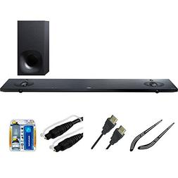 Sony Sound Bar with Hi-Res Audio and Wireless Streaming  wit